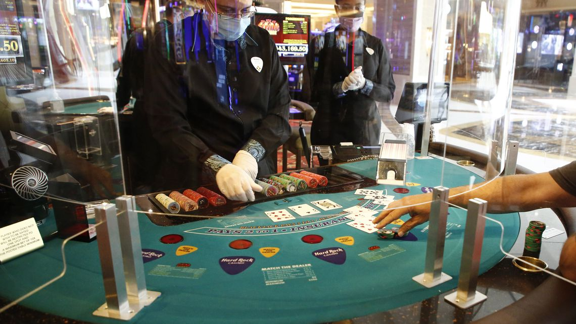 Vegas Was Closed… but This Casino Paid Out!